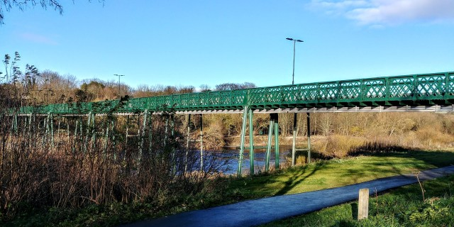 ovingham bridge