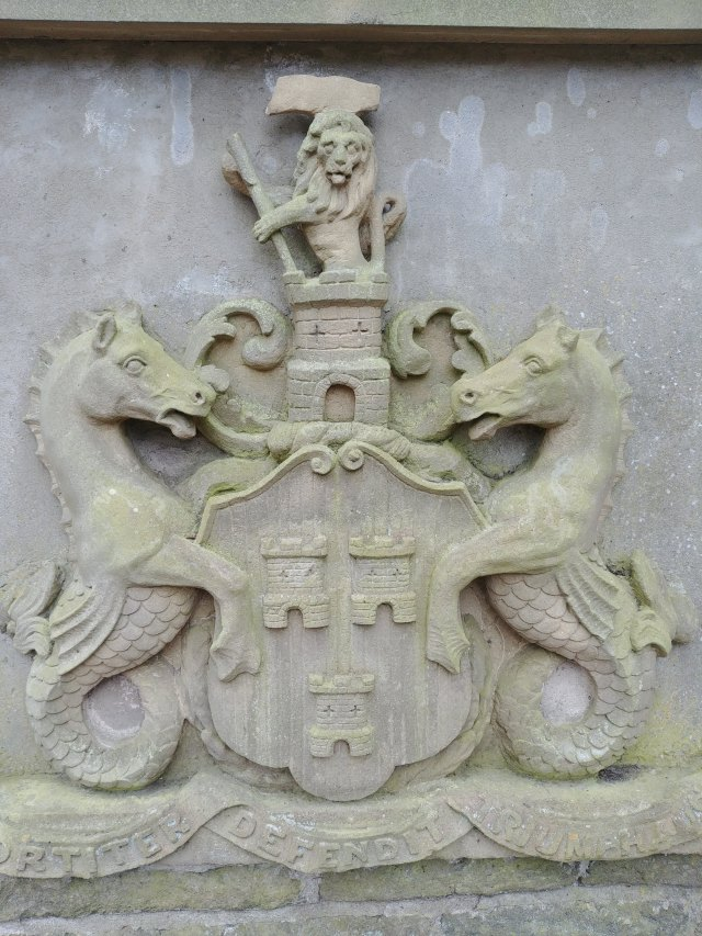 newcastle crest
