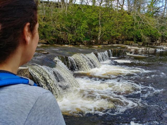 wear waterfall